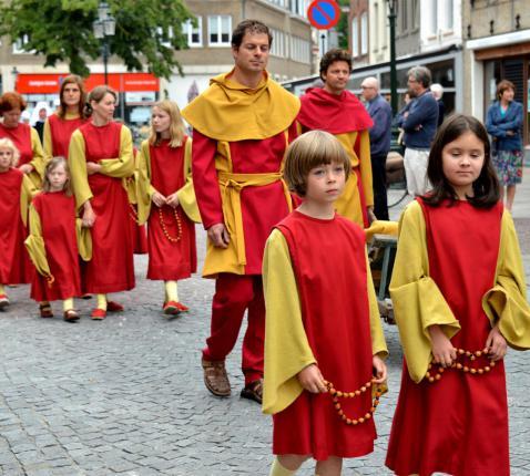 processie 1 © brugse