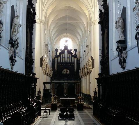 Het orgel van de Sint-Pauluskerk © ©jeannette