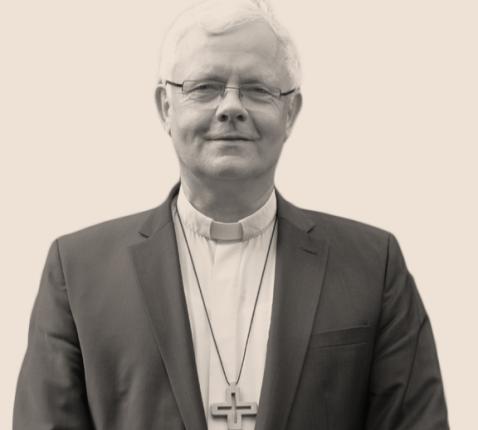 Bisschop Patrick Hoogmartens © Bisdom Hasselt