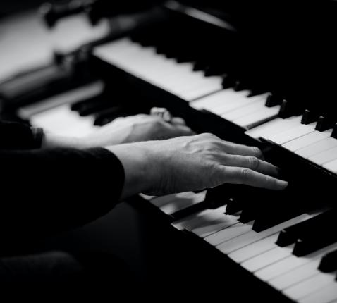 Amper 4 werken schreef Pärt voor orgel, maar er valt altijd iets te beleven. © Pexels