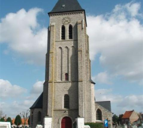 Wortegem-Petegem Sint-Martinuskerk