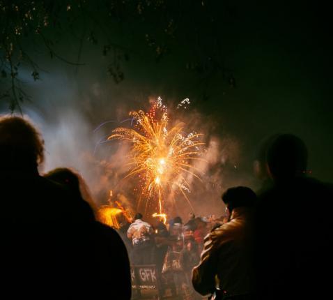 Het feestgedruis is verstomd: tijd om het nieuw jaar écht te beginnen. © Pexels