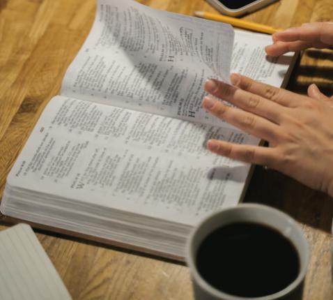 De Bijbel. © Pexels