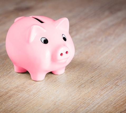 spaarvarken © Andreas Breitling via pixabay.com