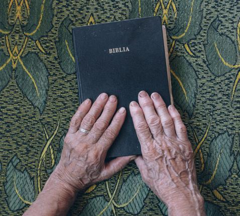 De kunst van het ouder worden © Pixabay
