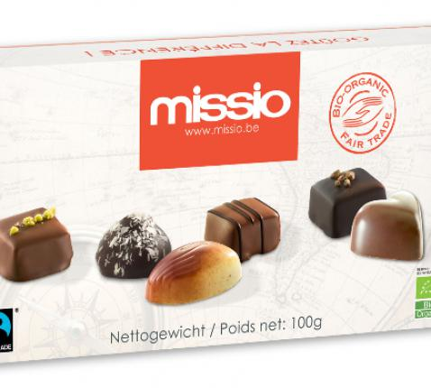 Pralines Missio © Missio