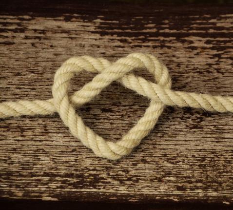 Een hart vol moed en mededogen © Pixabay