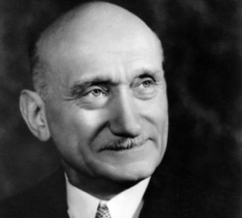 Robert Schuman © Pro Europa