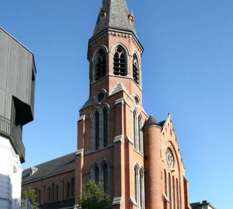 Sint-Eligiuskerk, Antwerpen-Noord