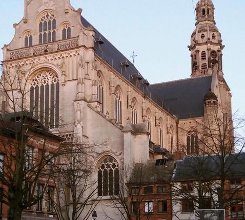 De Sint-Pauluskerk © ©jeannette