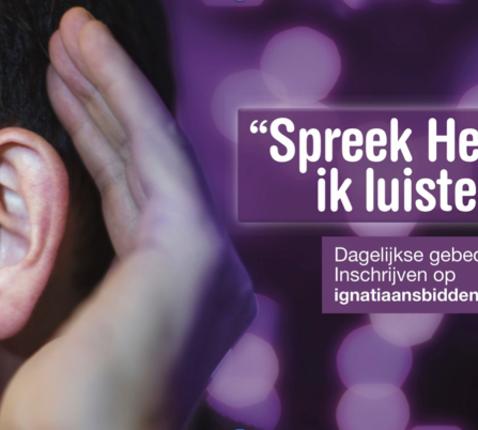 Spreek Heer ik luister © alexander vandaele