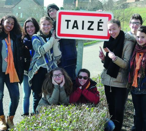 Taizé Brussel