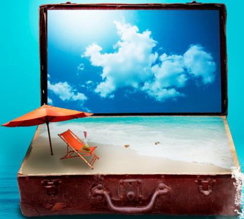 Vakantie © Afbeelding van DarkWorkX via Pixabay