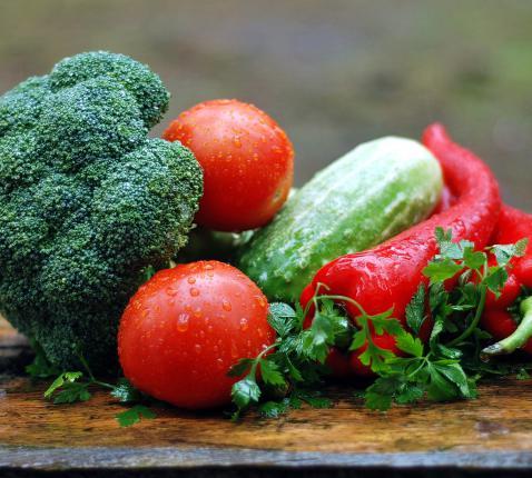 gezonde groenten © Pixabay CC