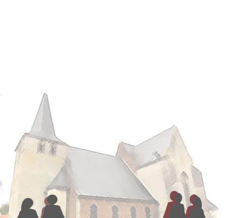 samen naar de kerk © pastorale zone boutersem