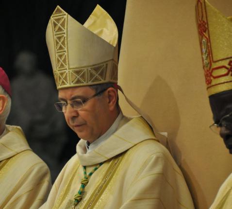 Viering vijf jaar bisschop © bisdom Antwerpen