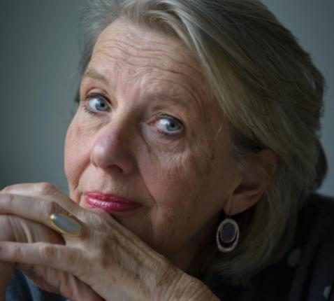 Auteur Vonne van der Meer © Sjoerd Mouissie