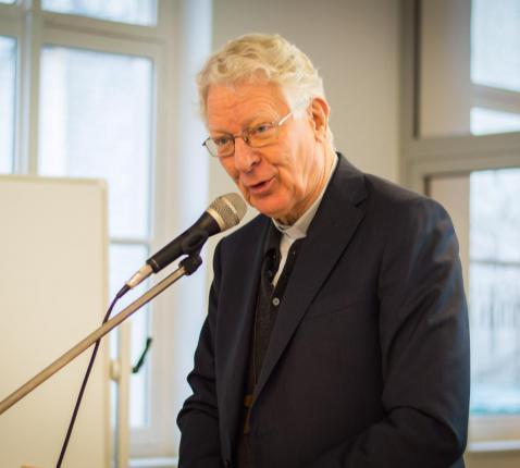 Bisschop Luc Van Looy © Bisdom Gent, foto: Karel Van de Voorde