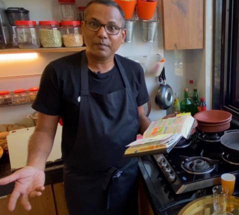 Voedsel voor de ziel door Warner D'Souza © Warner D'Souza op Youtube
