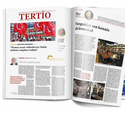 Tertio nr. 1.066-1.067 van 15 juli 2020. © Tertio