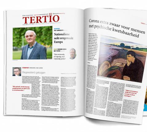 Tertio nr. 1.110 van 19 mei 2021. © Tertio