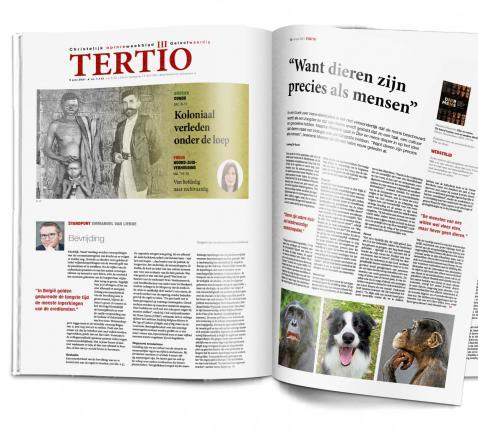 Tertio nr. 1.113 van 9 juni. © Tertio