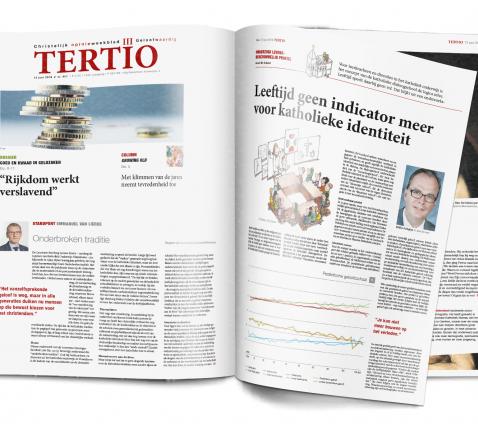Cover Tertio 957 van 13 juni 2018. © Tertio