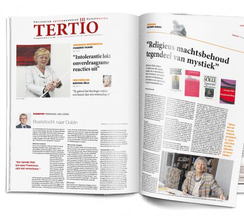 Tertio nr. 966 van 16 augustus 2018 © Tertio