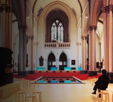 Heilige Magdalenakerk Brugge © Yot vzw