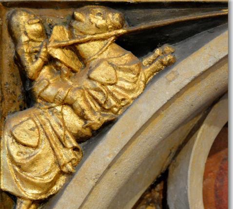 Zwik 35 uit de Gravenkapel © Koninklijke Geschied- en Oudheidkundige Kring Kortrijk