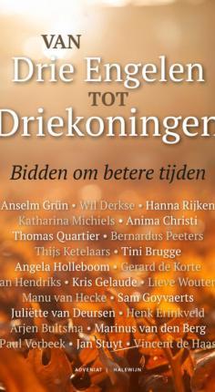 Cover 'Drie Engelen tot Driekoningen'. © Adveniat