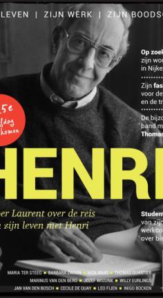 Cover magazine 'Henri.' © Adveniat