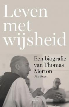 omslag van de biografie van Thomas Merton