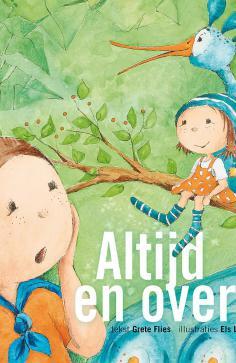 Een prentenboek over sterrenkindjes