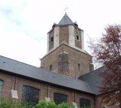 St.Barbarakerk Maldegem © www.kerkinvlaandeeren.be