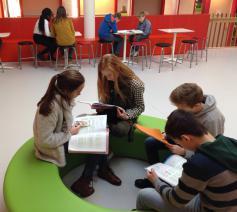 Sint-Aloysiuscollege Ninove © Sint-Aloysiuscollege