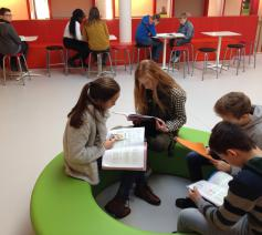 Sint-Aloysiuscollege Ninove © Sint-Aloysiuscollege Ninove