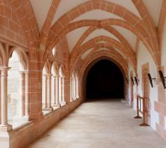 Beeld uit 'De cisterciënzer-erfenis van Frankrijk'. © Arte tv