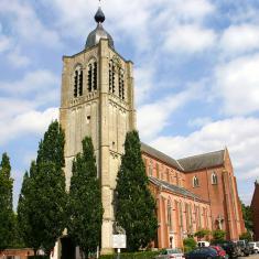 St. Pieter en Pauwelkerk Herenthout