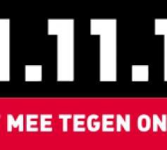 11.11.11 WIJ ZIJN ALLEMAAL MENSEN