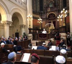 Grote Synagoge Brussel © Tommy Scholtes