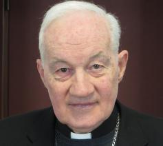 """""""Onze boodschap moet existentieel zijn, op het leven gericht, maar ook op de ander gericht"""", vindt kardinaal Marc Ouellet. © EVL"""