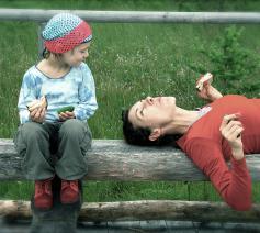 'Moederen' doe je zelden alleen © Flick / Global Panorama