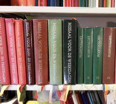 Liturgische boeken © ICL