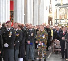 Te Deum in de Antwerpse kathedraal op 21 juli 2015 © Bisdom Antwerpen