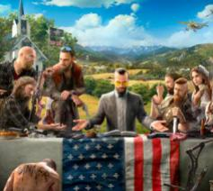 Cover Far Cry 5 © Ubisoft