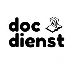 Logo DocDienst bisdom Hasselt © Bisdom Hasselt