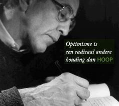 2000 jaar christelijke HOOP in 9 citaten, Henri Nouwen © Foto Henri Nouwen Stichting