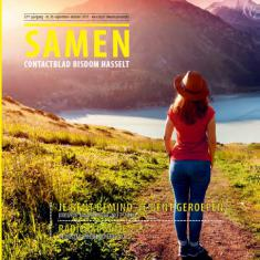 Cover Samen september-oktober 2017 © Bisdom Hasselt