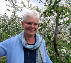 Mieke Kerckhof, bisschoppelijk gedelegeerde voor de religieuzen